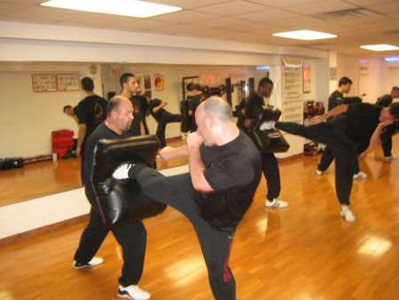 Muay Thai Training Queens NY - NY Martial Arts Academy - adult_program_2