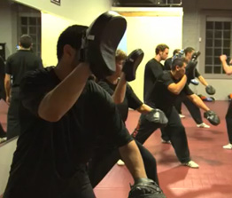 Wing Chun Training Astoria NY - NY Martial Arts Academy - benny1