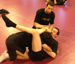 Brazilian Jiu Jitsu Training Astoria NY - NY Martial Arts Academy - grappl2