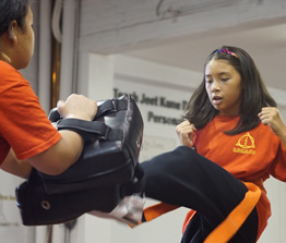 Kids Martial Arts Karate Classes: Queens Brooklyn Long Island Astoria - kid1